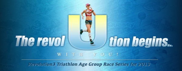 Announcing… Revolution3 Triathlon Age Group Race Series for 2013