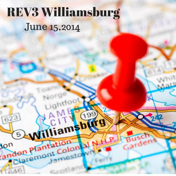 Rev3 Williamsburg – Food and Fun Part 2