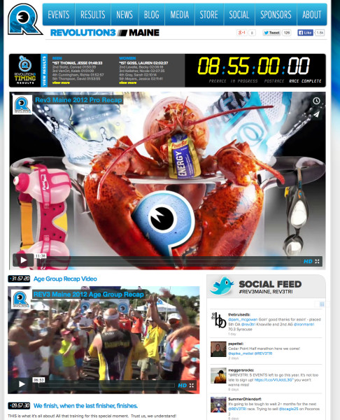 REV3 Triathlon LIVE » Maine 2012 486x600 LIVE Coverage
